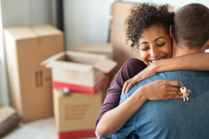 FHA first-time buyer loan process